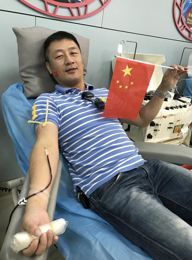 血液库存告急!国庆期间我市各献血点正常上班,爱心市民可前往献血