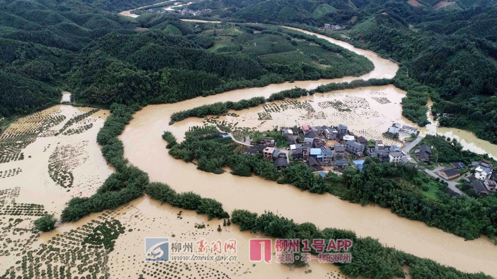 连遭暴雨侵袭,北部三县受灾:融安最为严重,经济损失超6千万元