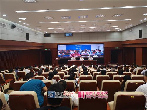市长吴炜发话了:优化营商环境,不能以会对会、以文对文