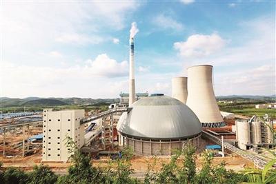 迈入提质增效发展新阶段——回顾鹿寨县工业发展的历史性成就
