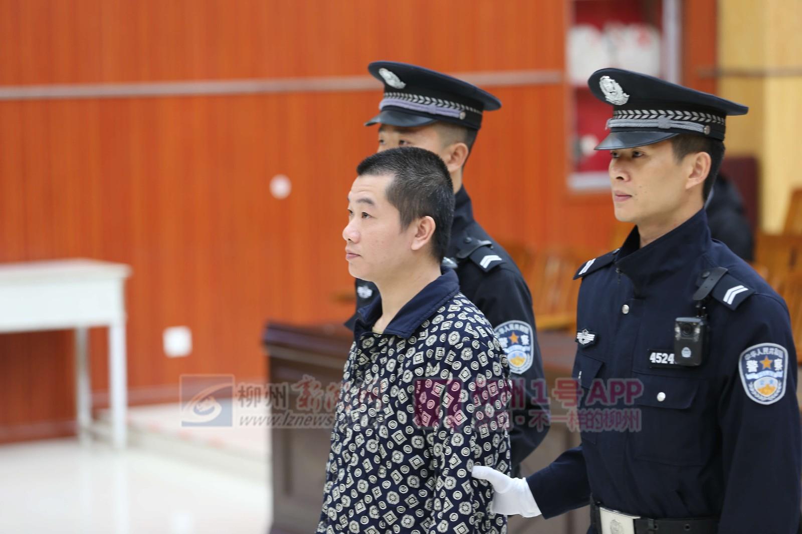699.5克,15年!柳江法院集中宣判3起毒品犯罪案件